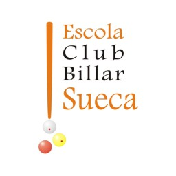 LOGO Escola Club Billar Sueca 256x256