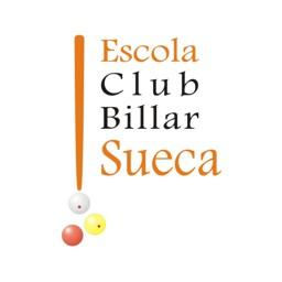 LOGO Escola Club Billar Sueca 256x256